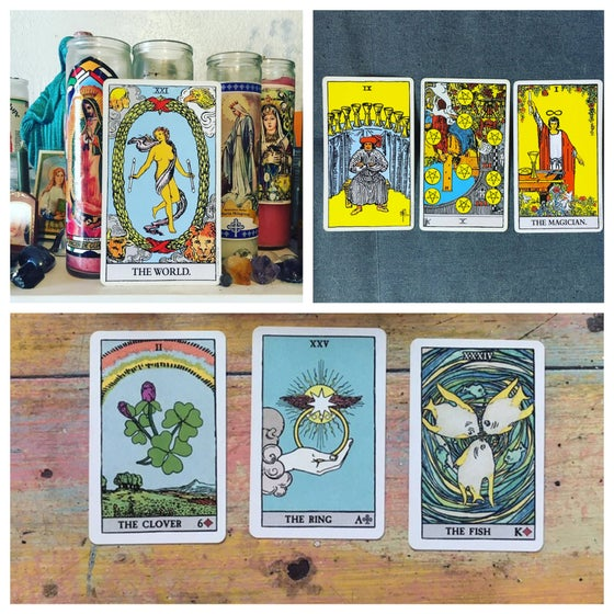Image of Sort Your Shit With Tarot!