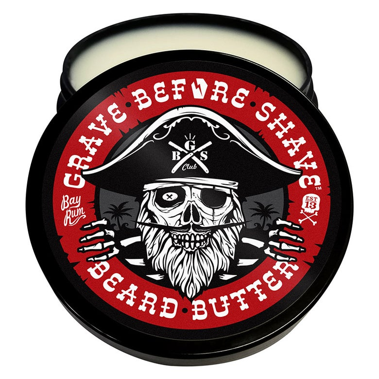 Image of Grave Before Shave Beard Butter (Bay Rum Blend)