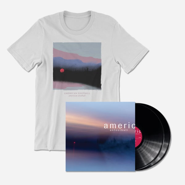 Image of PRE-ORDER (LP3) 180-Gram Deluxe Black 2xLP + Cover Art T-Shirt (White) Bundle [Ships 3/22/19]