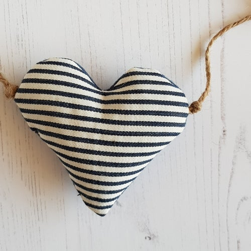 Image of Blue Heart Garland - II