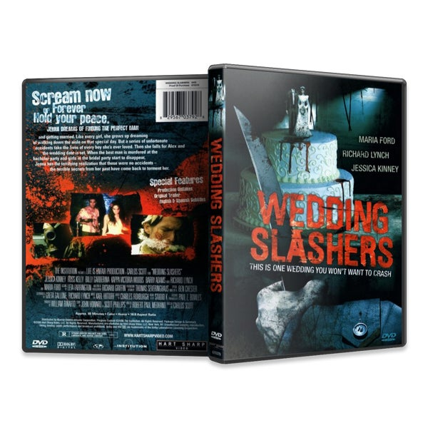 Image of Wedding Slashers (DVD)