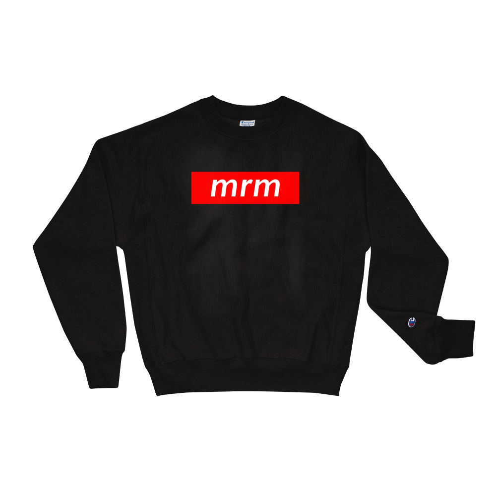 Image of MRM Sweatshirt - Black