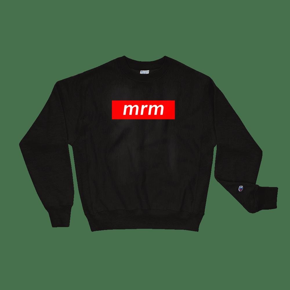 Image of MRM Sweatshirt - Black