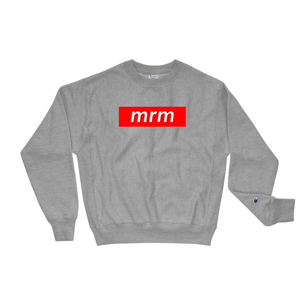 Image of MRM Sweatshirt - Gray