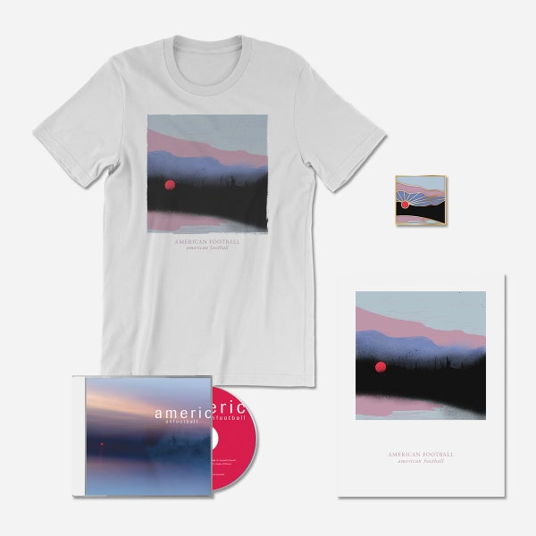 Image of PRE-ORDER (LP3) Deluxe Bundle: CD + T-Shirt + Poster + Pin [Ships 3/22/19]
