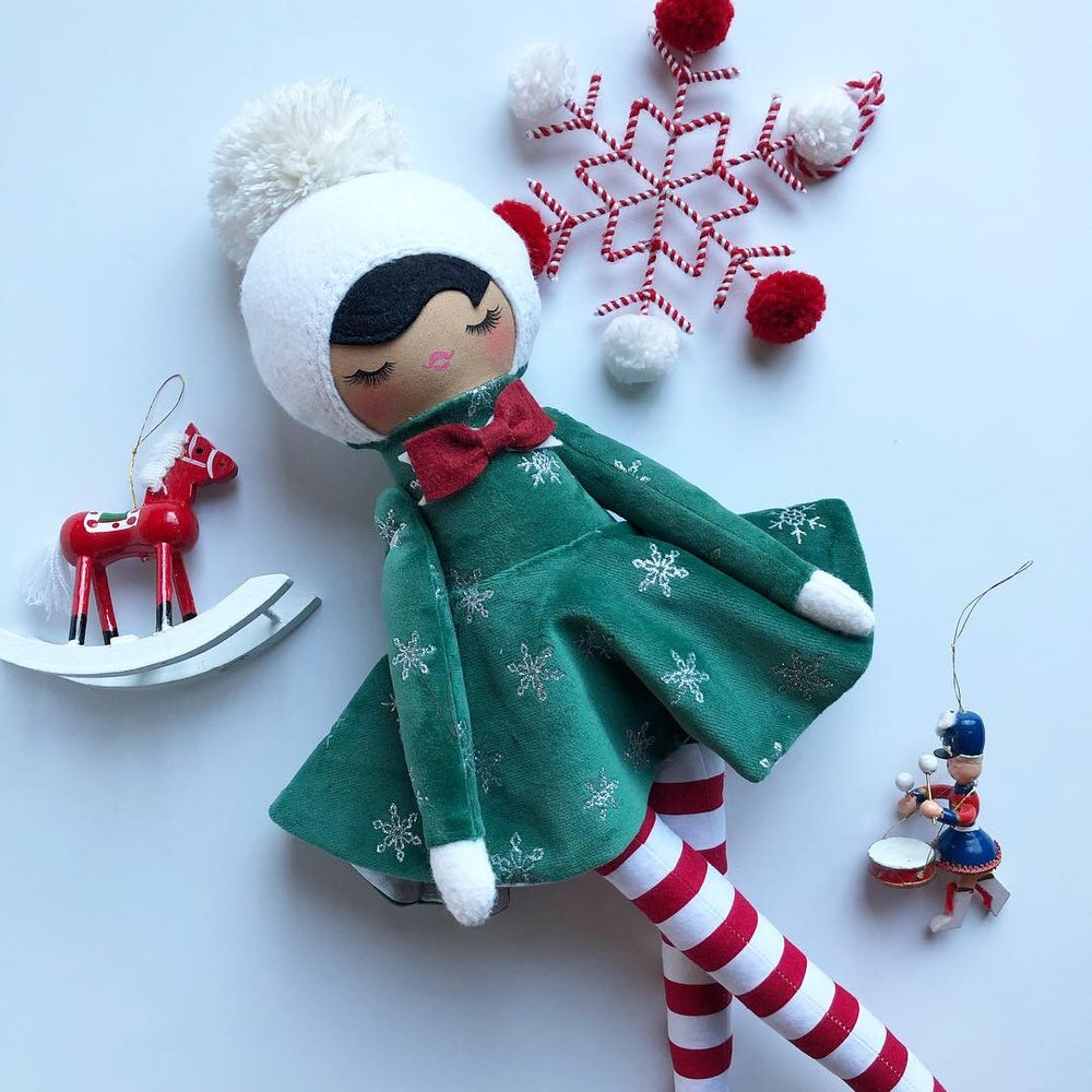 Image of Happy Holidays Classic Doll