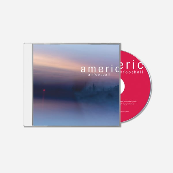 Image of American Football LP3 CD