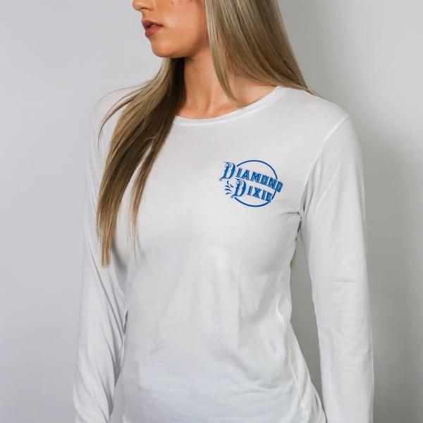 Image of Diamond Dixie Long Sleeve shirt
