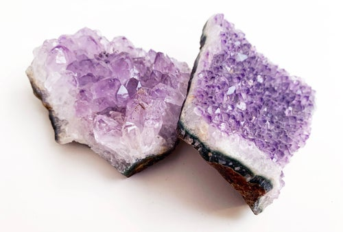Image of AMETHYST CLUSTER // YOU ARE A GEM