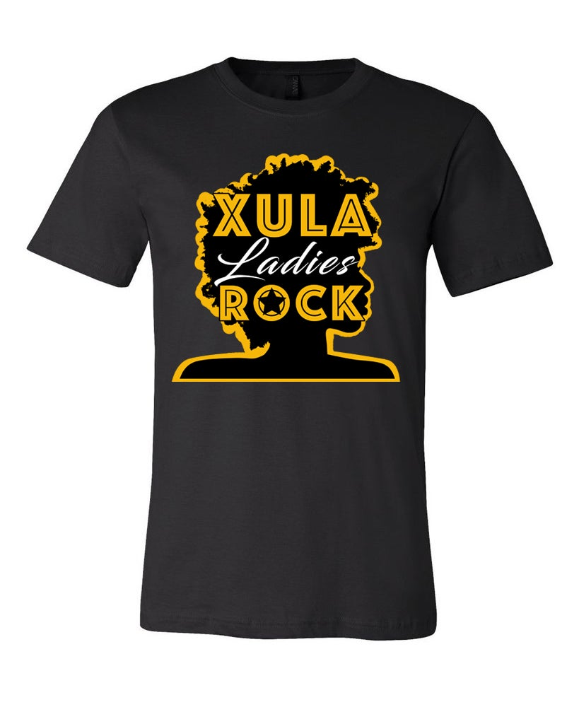 Image of XU Ladies Rock T-Shirt