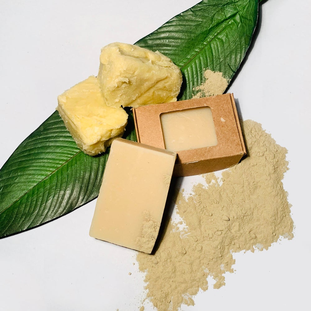 Image of Bamboo Mud Beauty Bar