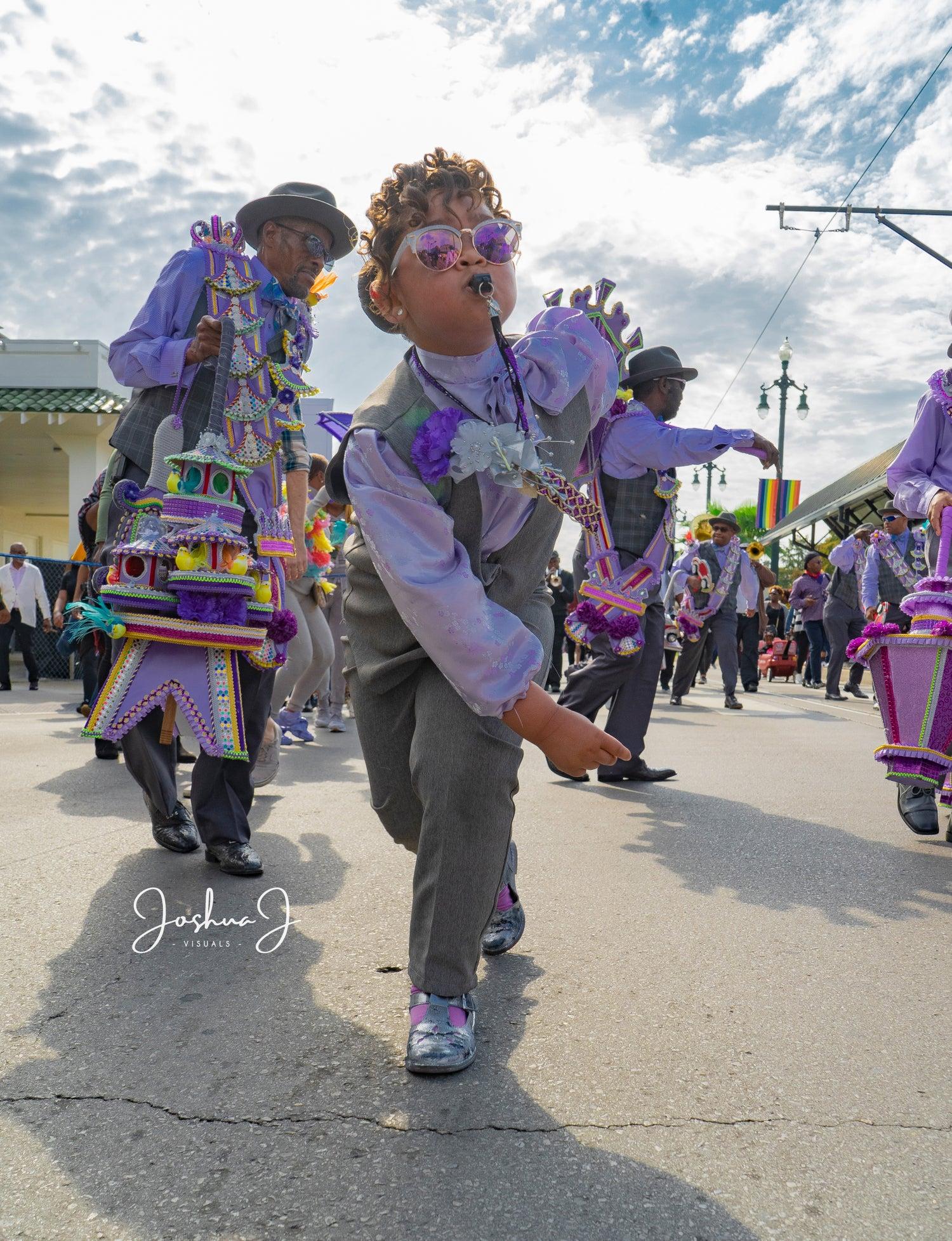 Image of Second Line Sunday- Set The Stage
