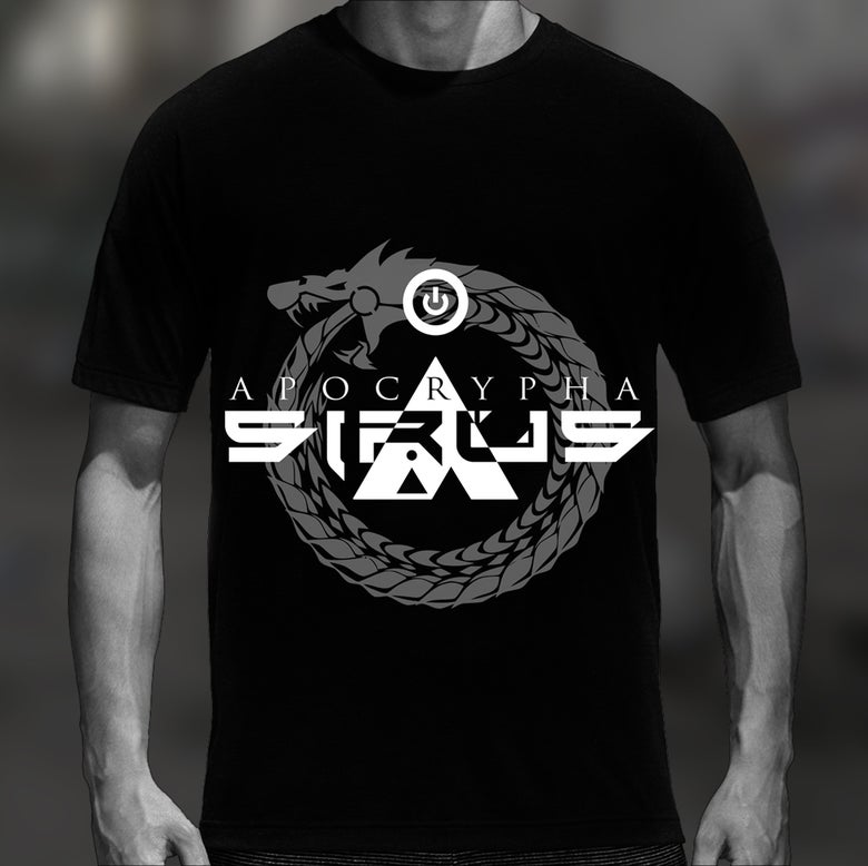 Image of SIRUS 'Apocrypha' T-Shirt