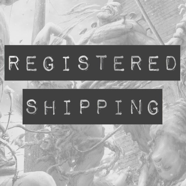 Image of Registered shipping