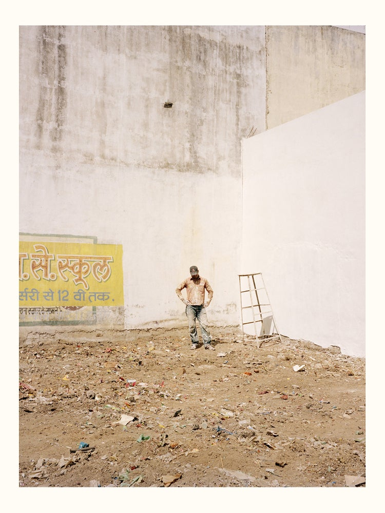 Image of Worker - Limited Edition Fine Art Print