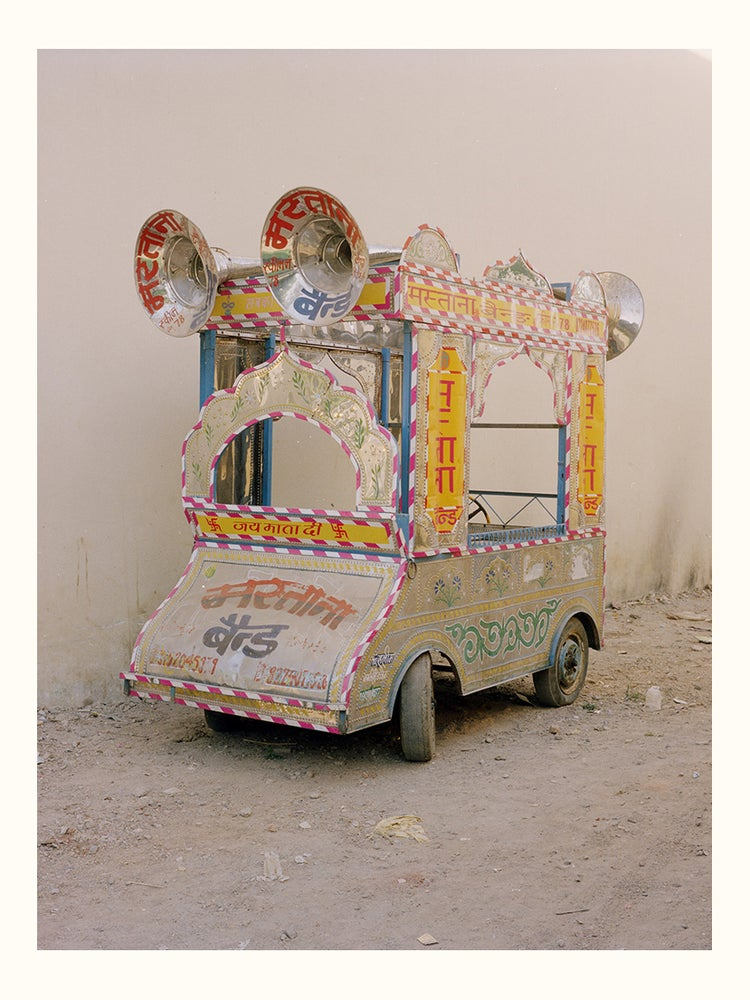 Image of Chariot - Limited Edition Fine Art Print