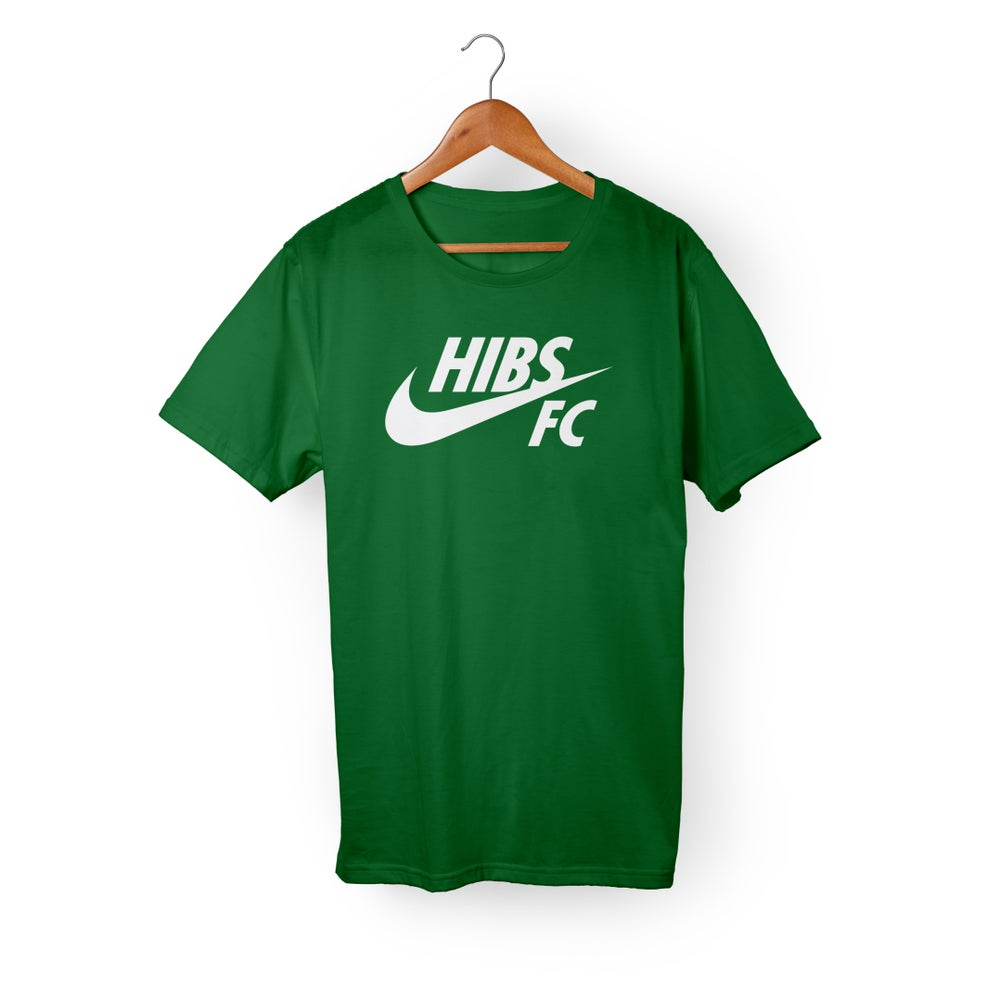 Image of X010 Hibs FC - Bright Green