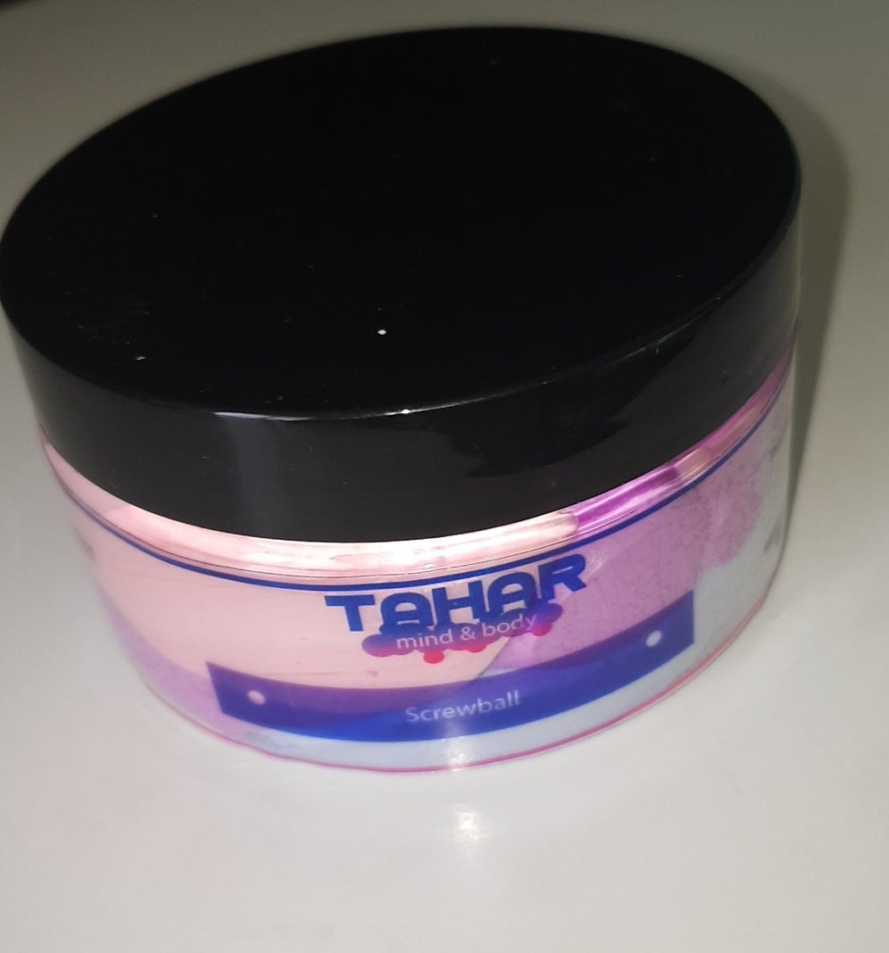 Image of 'The Screwball' whipped soap