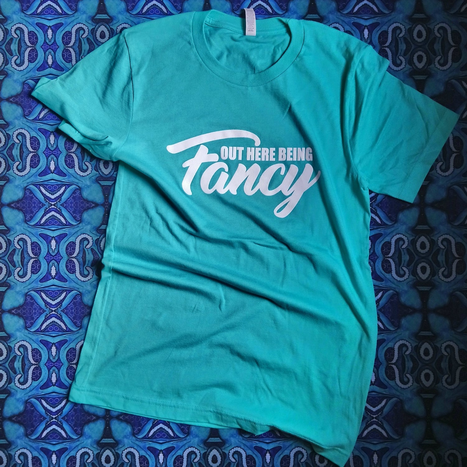 Image of Fancy Tees (Almost Gone)