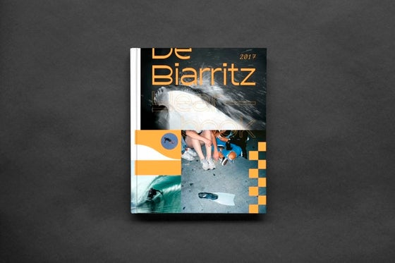 Image of De Biarritz Yearbook Volume 2