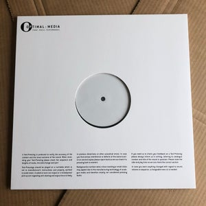 Image of PERHAPS 'Hexagon' Test Pressing LP