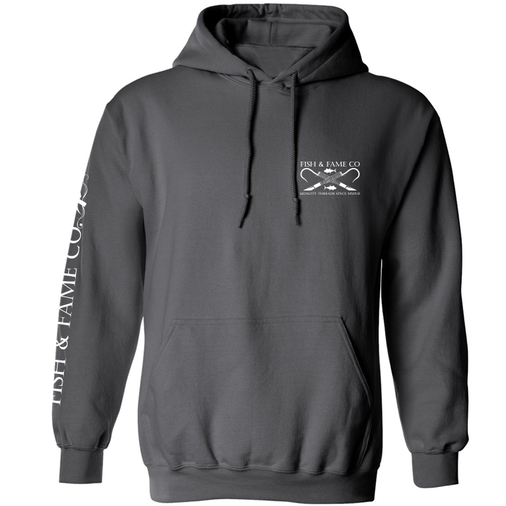 Image of Bluefin Pullover (charcoal)