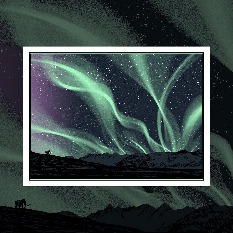 "Image of ""Aurora Borealis"""