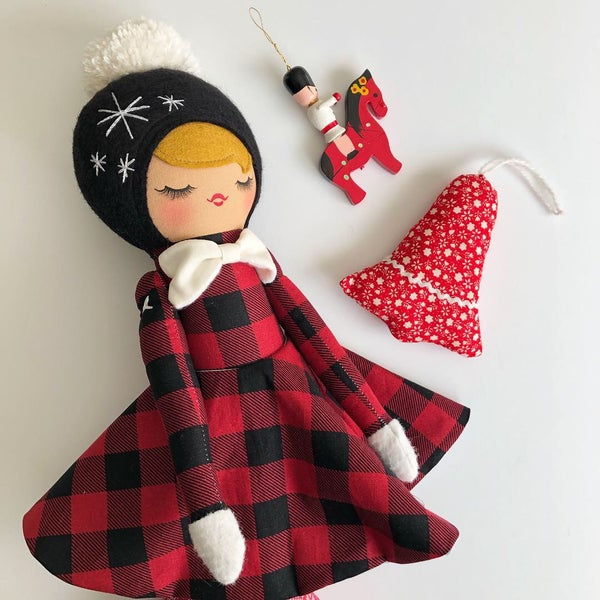 Image of Holiday Honey Classic Doll