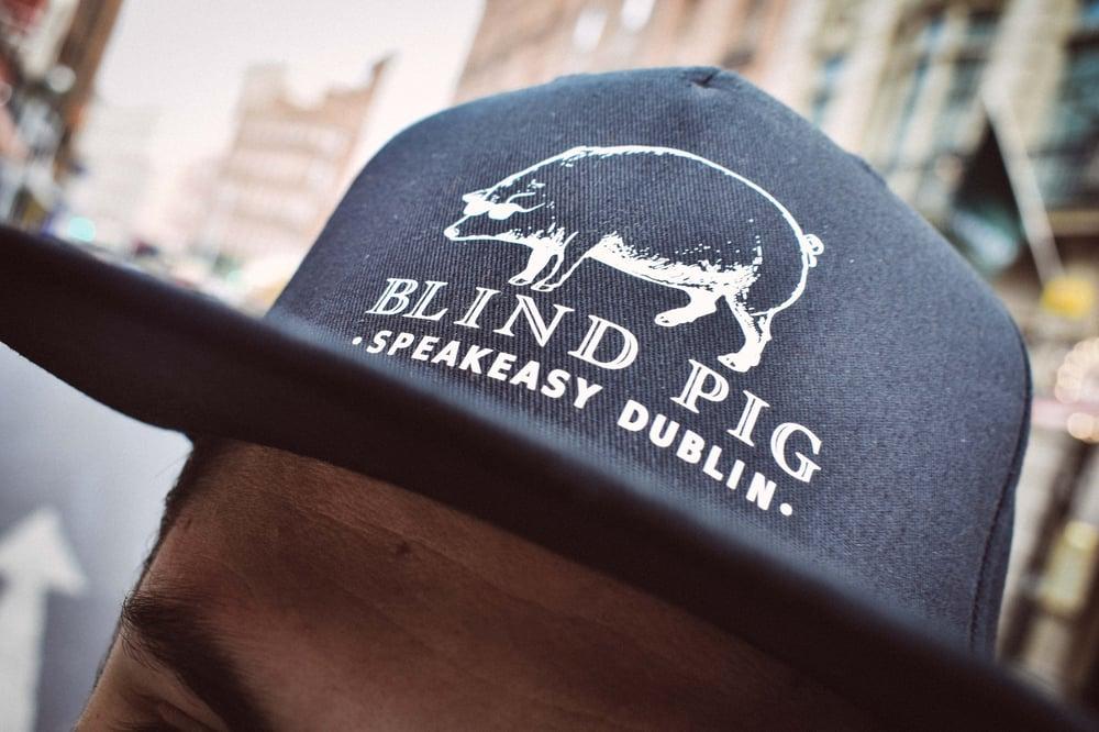 Image of Blind Pig Snapback Cap