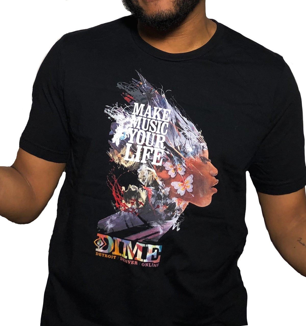 Image of Make Music Your LIfe T-Shirt