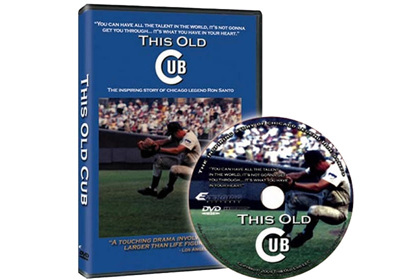 "Image of Original ""This Old Cub"" DVD"
