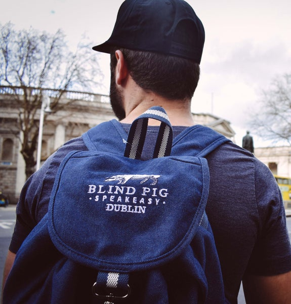 Image of Canvas Backpack