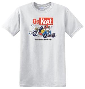 The Classic Go-Kart Tee - In Long Sleeve, Too