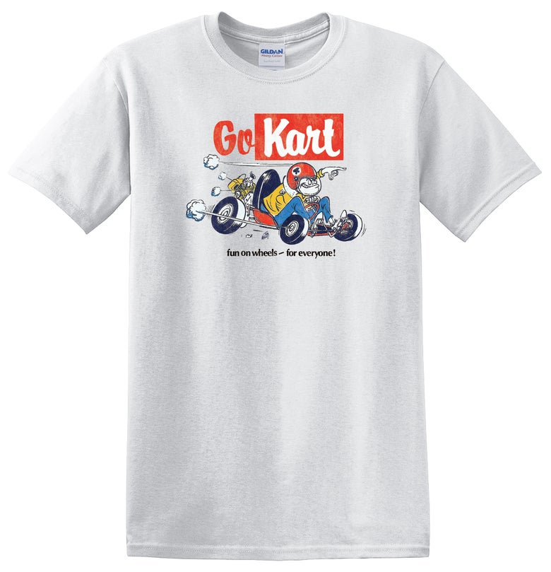 Image of The Classic Go-Kart Tee