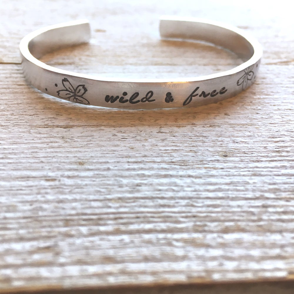 Image of Wild and Free Bracelet