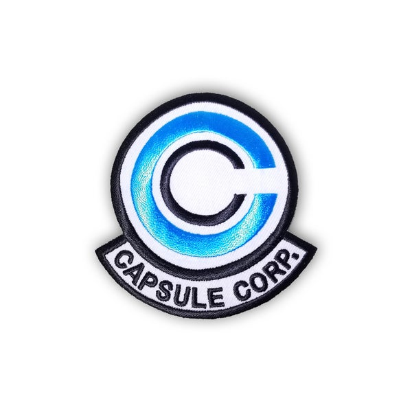 Image of Capsule Corp (Blue and White) patch
