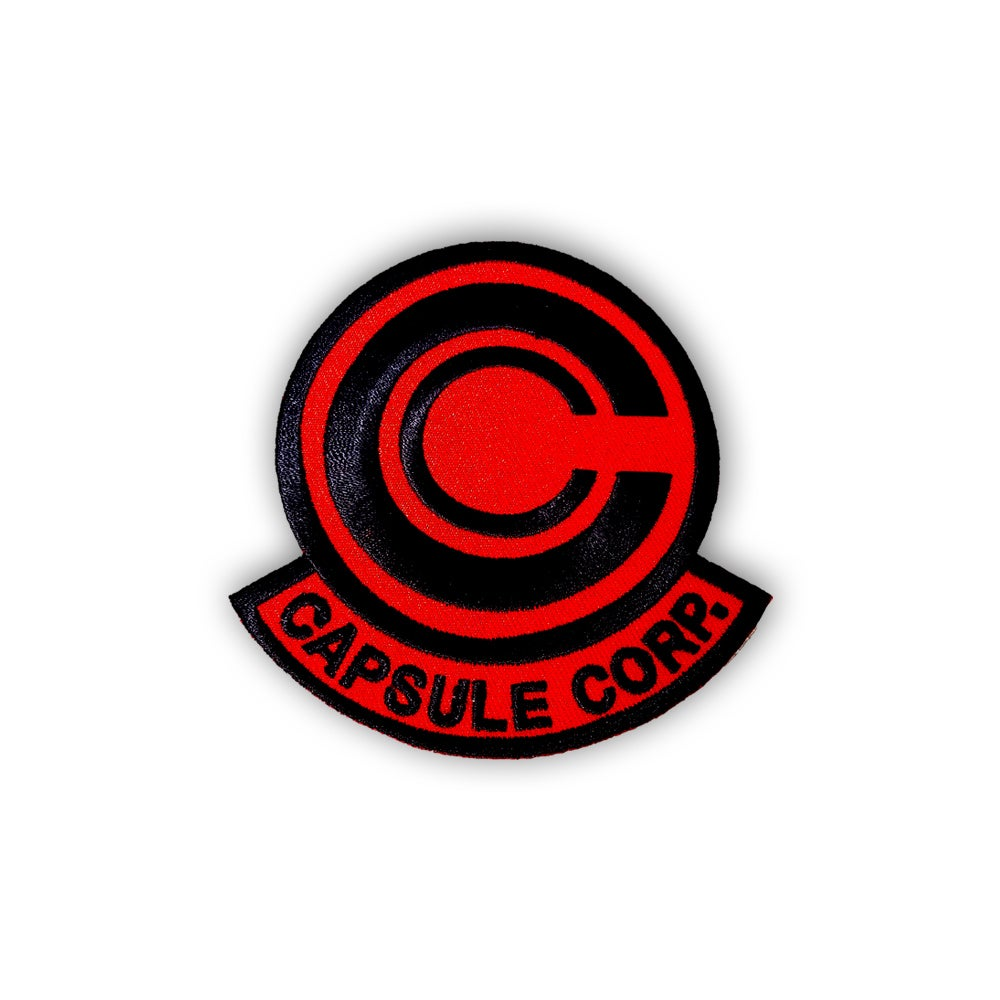 Image of Capsule Corp (Red Dragon) patch