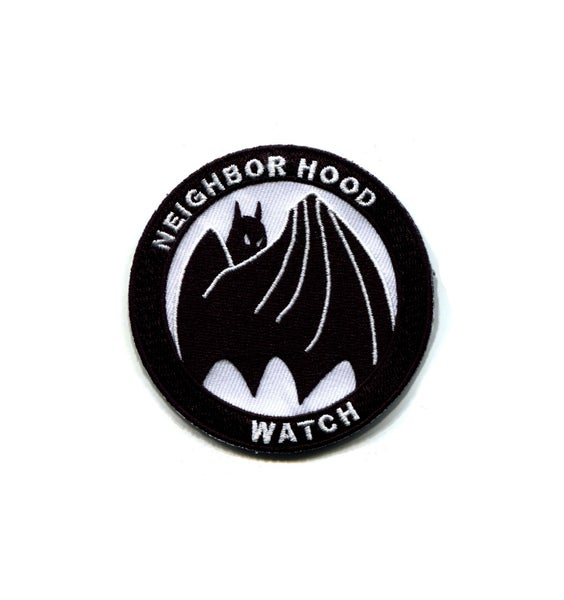 Image of Neighborhood Watch patch