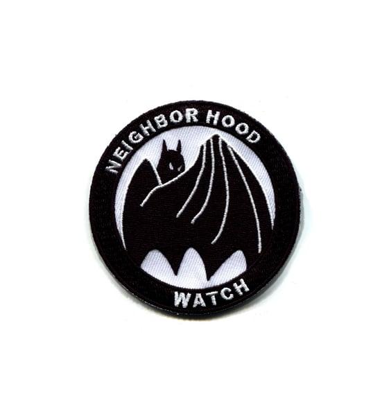 Image of Neighborhood Watch patch
