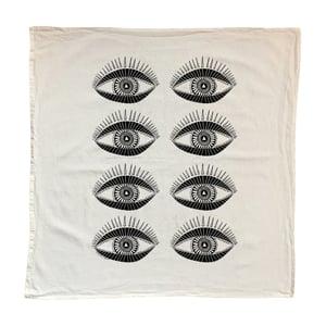 Image of Seeing Eye Tea Towel