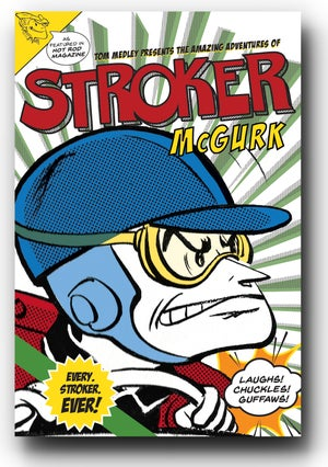 Stroker McGurk Comic Book Cover