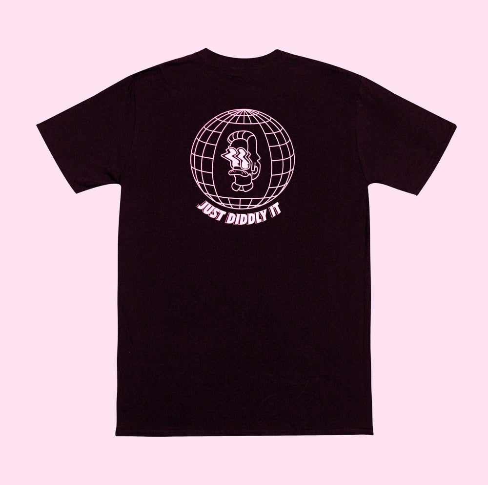 Image of JUST DIDDLY IT TEE