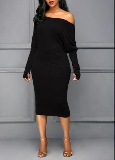 Image of Jessy's Black Dress