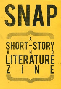Image of Snap Zine Issue Zero