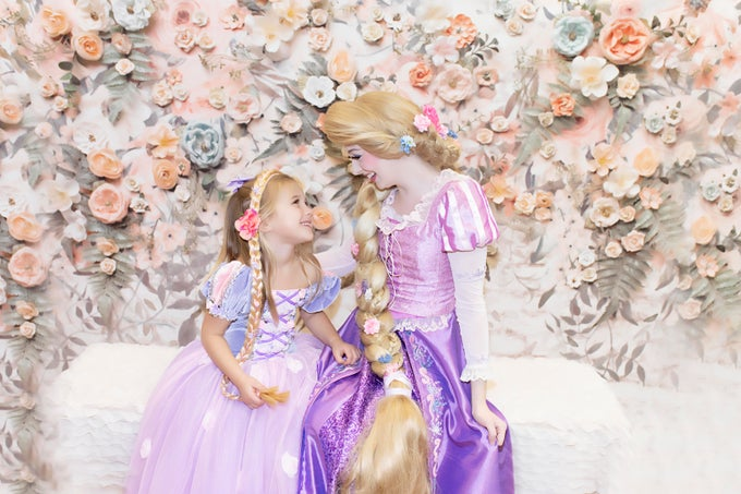 Image of ENCHANTED EVER AFTER PRINCESS PHOTOSHOOT EXPERIENCE - <3 PUNZIE <3 - MARCH 9th