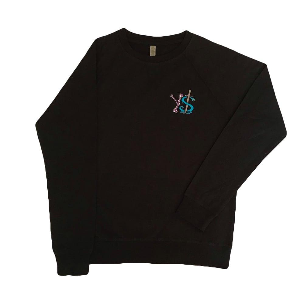 "Image of  YS ""D.T.A.S"" Crewneck Sweater"