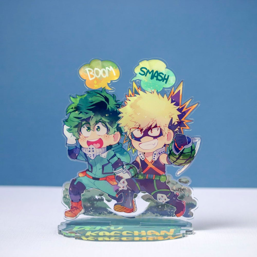 Image of Wonder Duo Standee