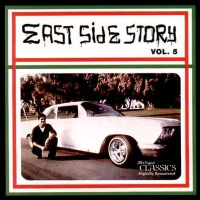 Image of EAST SIDE STORY VOLUME 5 VINYL
