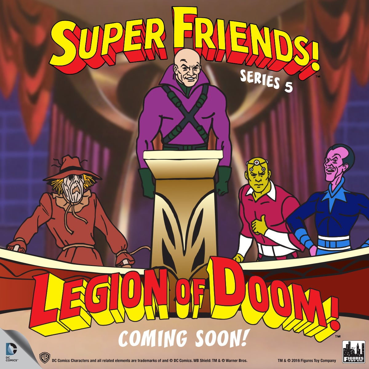 Image of The First Family: A Legion of Doom