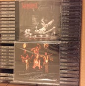 Image of WEREGOAT 'Pestilential Rites of Infernal Fornication' Cd